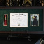 diploma custom framing